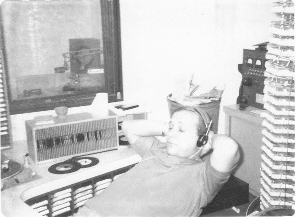 Rick Shaw On the Air 1967