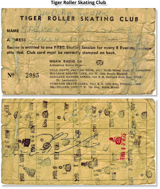 Tiger Roller Skating Club